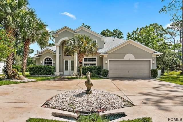 65 Presidential Lane, Palm Coast, FL 32164 (MLS #261909) :: The DJ & Lindsey Team