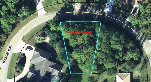 63 Wood Cedar Drive, Palm Coast, FL 32164 (MLS #261940) :: The DJ & Lindsey Team