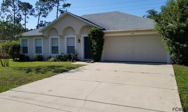 30 Ryder Drive, Palm Coast, FL 32164 (MLS #261967) :: The DJ & Lindsey Team