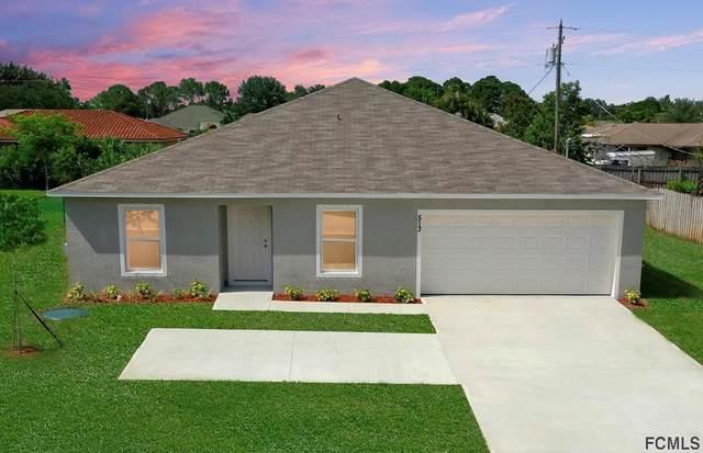 4 Rolling Sands Drive, Palm Coast, FL 32164 (MLS #261971) :: Noah Bailey Group