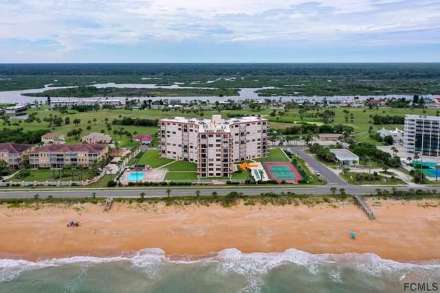 3600 S Ocean Shore Blvd #214, Flagler Beach, FL 32136 (MLS #261993) :: RE/MAX Select Professionals