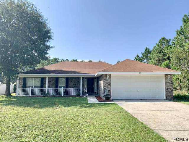 39 Buffalo Grove Drive, Palm Coast, FL 32137 (MLS #261999) :: The DJ & Lindsey Team