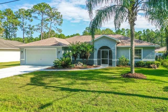 75 Richmond Drive, Palm Coast, FL 32164 (MLS #262036) :: Noah Bailey Group