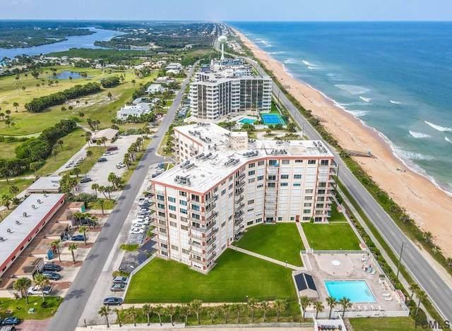 3600 S Ocean Shore Blvd #614, Flagler Beach, FL 32136 (MLS #262056) :: RE/MAX Select Professionals