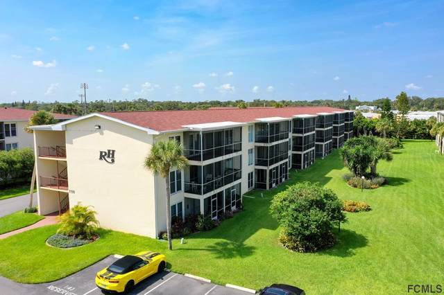 719 S Beach St 112B, Daytona Beach, FL 32114 (MLS #262057) :: Memory Hopkins Real Estate