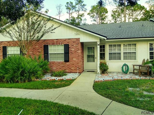14 Kings Colony Court #14, Palm Coast, FL 32137 (MLS #262060) :: The DJ & Lindsey Team