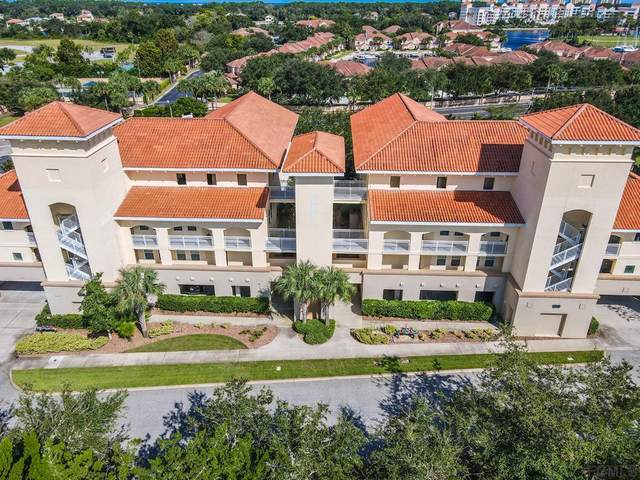 100 Bella Harbor Ct #110, Palm Coast, FL 32137 (MLS #262070) :: The DJ & Lindsey Team