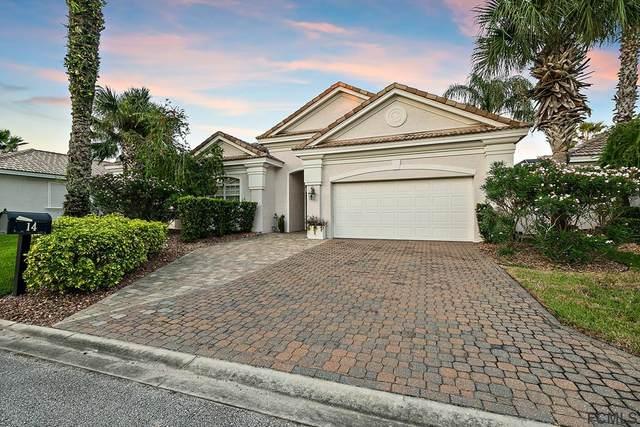 14 Montilla Place, Palm Coast, FL 32137 (MLS #262071) :: RE/MAX Select Professionals