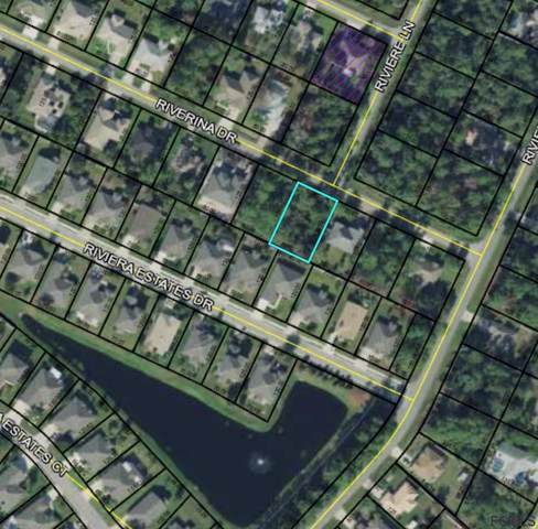 66 Riverina Drive, Palm Coast, FL 32164 (MLS #262077) :: Noah Bailey Group