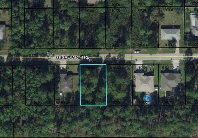 88 Secretary Trail, Palm Coast, FL 32164 (MLS #262078) :: RE/MAX Select Professionals