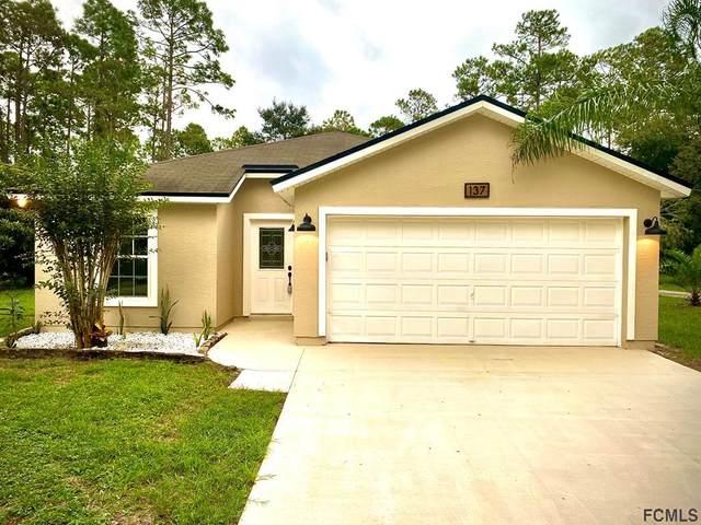 137 Wellwood Lane, Palm Coast, FL 32164 (MLS #262083) :: The DJ & Lindsey Team