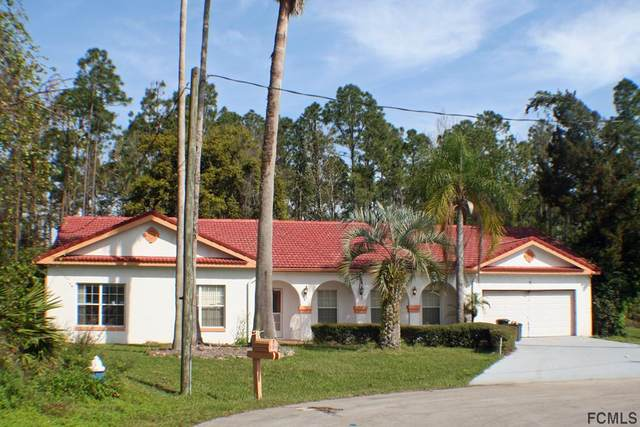 5 Woodhull Pl, Palm Coast, FL 32164 (MLS #262089) :: Dalton Wade Real Estate Group