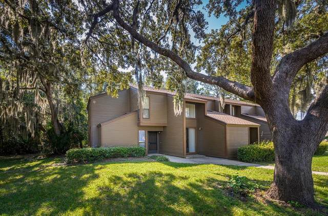 23 Oxford Lane #23, Palm Coast, FL 32137 (MLS #262090) :: The DJ & Lindsey Team