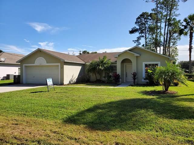 27 Eagle Harbor Trail, Palm Coast, FL 32164 (MLS #262097) :: RE/MAX Select Professionals
