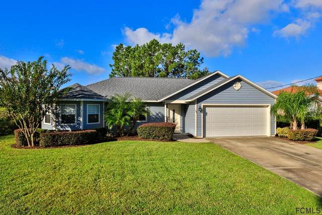 14 Feling Lane, Palm Coast, FL 32137 (MLS #262103) :: Noah Bailey Group