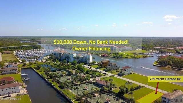239 Yacht Harbor Dr, Palm Coast, FL 32137 (MLS #262140) :: Keller Williams Realty Atlantic Partners St. Augustine