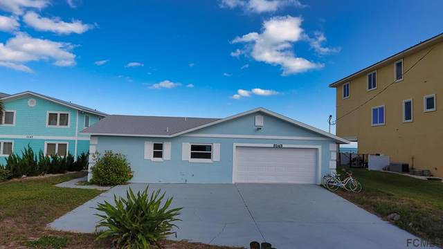 3143 N Ocean Shore Blvd, Flagler Beach, FL 32136 (MLS #262155) :: The DJ & Lindsey Team