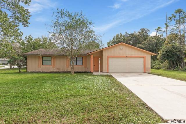 38 Raemond Lane, Palm Coast, FL 32164 (MLS #262156) :: Noah Bailey Group