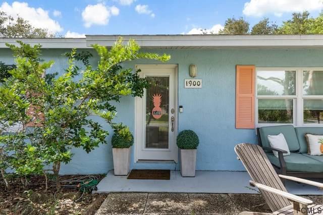 1900 Palmetto Ave S, Flagler Beach, FL 32136 (MLS #262189) :: The DJ & Lindsey Team