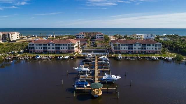 100 Marina Bay Drive #102, Flagler Beach, FL 32136 (MLS #262215) :: The DJ & Lindsey Team