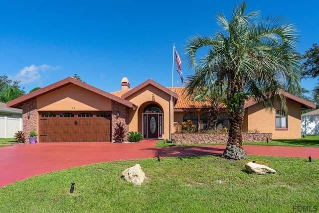 19 Frontier Dr, Palm Coast, FL 32137 (MLS #262226) :: The DJ & Lindsey Team