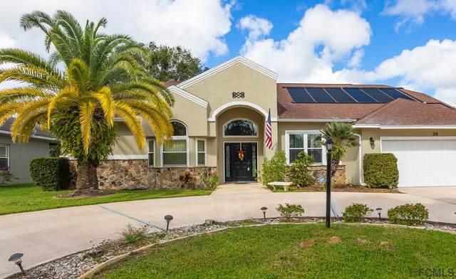 38 Westcedar Ln, Palm Coast, FL 32164 (MLS #262259) :: Dalton Wade Real Estate Group