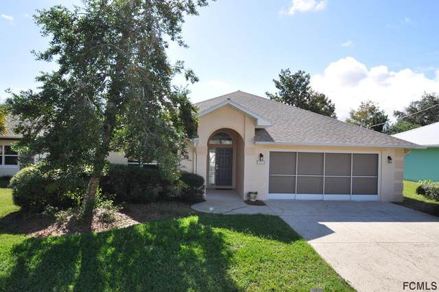 91 Covington Lane, Palm Coast, FL 32137 (MLS #262267) :: Dalton Wade Real Estate Group