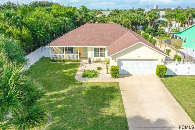 359 Palm Circle, Flagler Beach, FL 32136 (MLS #262338) :: The DJ & Lindsey Team