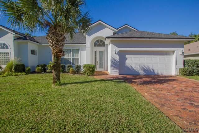 41 Mount Vernon Lane, Palm Coast, FL 32164 (MLS #262369) :: Dalton Wade Real Estate Group