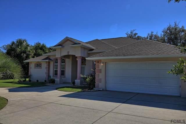 11 Frederick Ln, Palm Coast, FL 32137 (MLS #262376) :: Dalton Wade Real Estate Group