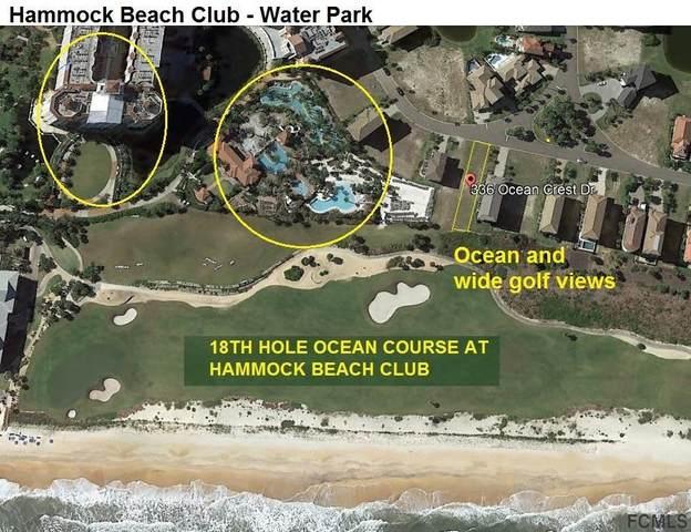336 Ocean Crest Drive, Palm Coast, FL 32137 (MLS #262399) :: The DJ & Lindsey Team