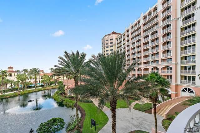 200 Ocean Crest Drive #235, Palm Coast, FL 32137 (MLS #262459) :: The DJ & Lindsey Team