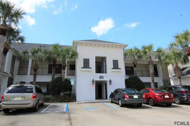 109 Laurel Wood Way #205, St Augustine, FL 32086 (MLS #262466) :: Noah Bailey Group