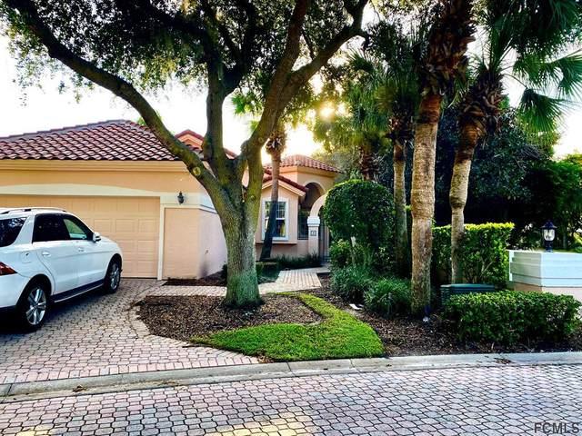 2 Via Capri, Palm Coast, FL 32137 (MLS #262486) :: The DJ & Lindsey Team