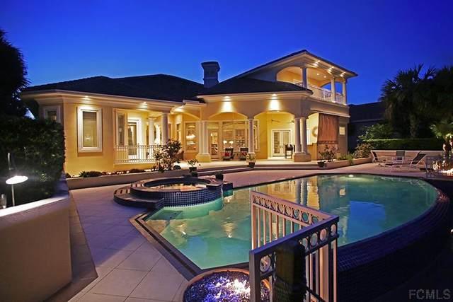 131 Island Estates Pkwy, Palm Coast, FL 32137 (MLS #262500) :: The DJ & Lindsey Team