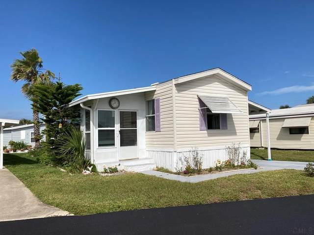 71 Merrimac Drive, Flagler Beach, FL 32136 (MLS #262642) :: The DJ & Lindsey Team