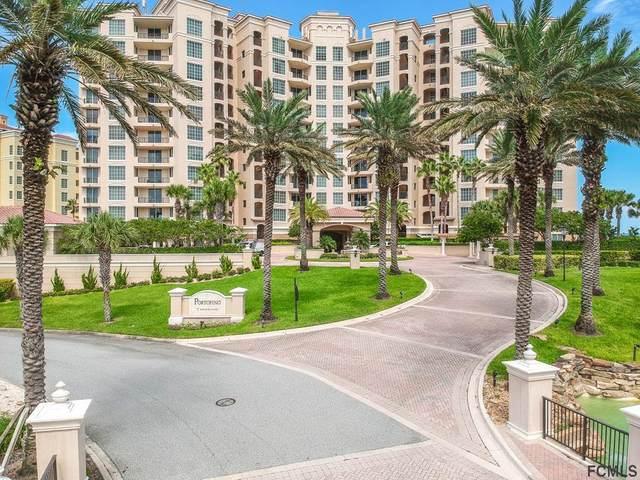 7 Avenue De La Mer #503, Palm Coast, FL 32137 (MLS #262740) :: The DJ & Lindsey Team