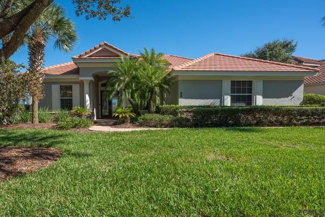 50 Oak View Circle, Palm Coast, FL 32137 (MLS #262833) :: The DJ & Lindsey Team