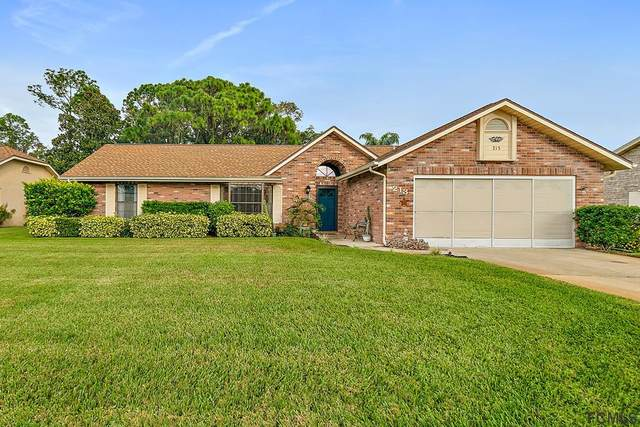 213 Meadow Lake Dr., Edgewater, FL 32141 (MLS #262896) :: The DJ & Lindsey Team