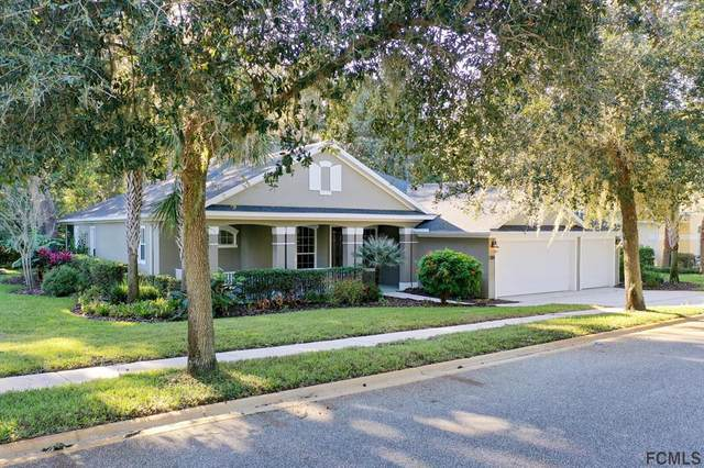 9 Creekside Drive, Palm Coast, FL 32137 (MLS #262933) :: The DJ & Lindsey Team