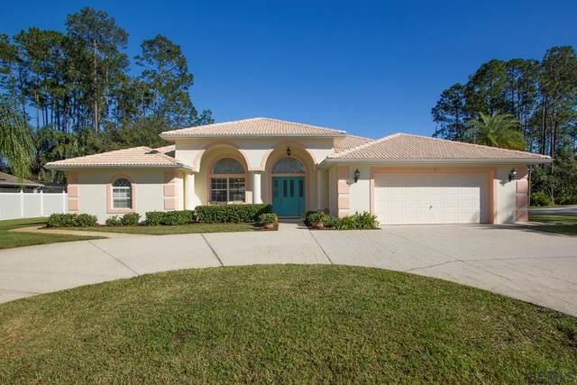 2 East Bourne Ln, Palm Coast, FL 32164 (MLS #262934) :: The DJ & Lindsey Team