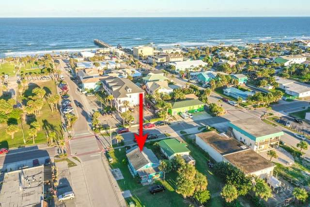 202 S Daytona Ave, Flagler Beach, FL 32136 (MLS #262935) :: Memory Hopkins Real Estate