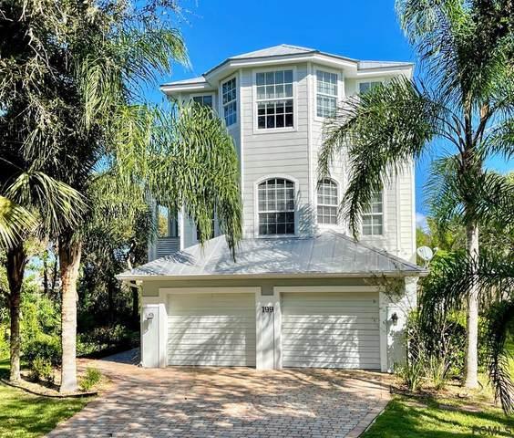 199 S Riverwalk Dr, Palm Coast, FL 32137 (MLS #262944) :: RE/MAX Select Professionals