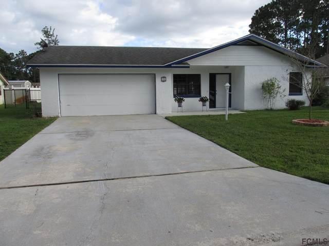 72 Brockton Lane, Palm Coast, FL 32137 (MLS #263017) :: Memory Hopkins Real Estate
