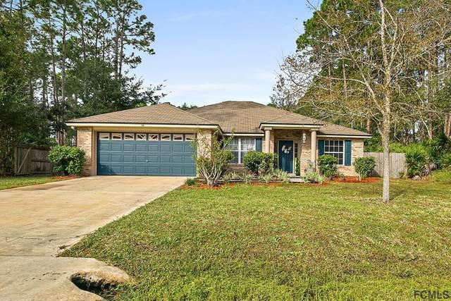 59 Beauford Ln, Palm Coast, FL 32137 (MLS #263048) :: Noah Bailey Group