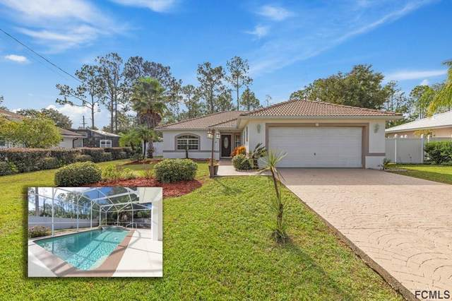 72 Russell Drive, Palm Coast, FL 32164 (MLS #263052) :: Noah Bailey Group