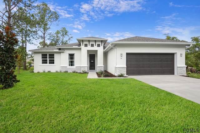 32 Pickering Drive, Palm Coast, FL 32164 (MLS #263054) :: Noah Bailey Group