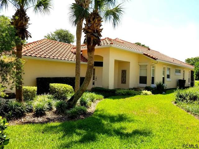 6 Madeira Court, Palm Coast, FL 32137 (MLS #263058) :: Noah Bailey Group