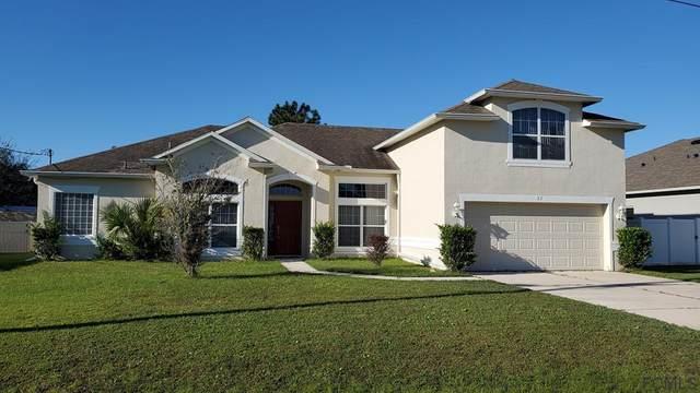 31 Big Horn Dr, Palm Coast, FL 32137 (MLS #263061) :: Noah Bailey Group