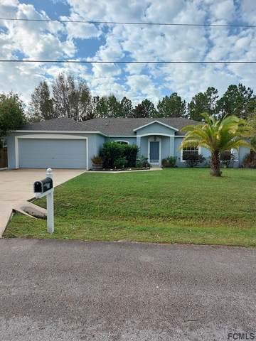 23 Bishop Lane, Palm Coast, FL 32137 (MLS #263070) :: Noah Bailey Group